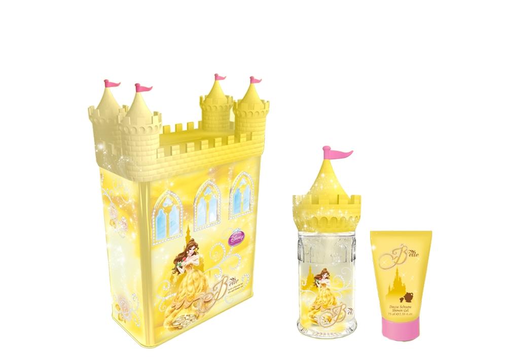 Nu ook bij Ties&Laces badschuim en parfum in de vorm van Disneyfiguren voor kinderen te koop!