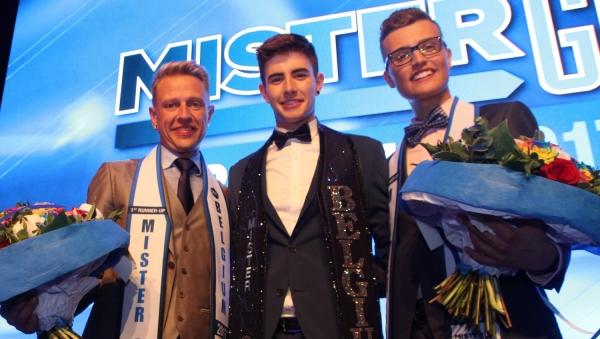 Mister Gay Belgium 2017 finale